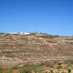 colonia israeliana intiorno a Nahalin